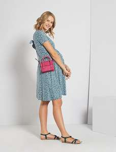 Платье для беременных Kiabi (размеры от 40 до 54)