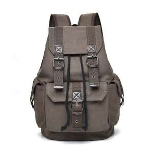 Винтажный холщовый рюкзак AUGUR за 22.29$