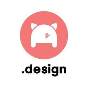 Бесплатный адрес в домене .design на 1 год от porkbun.com
