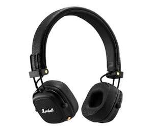 Наушники Marshall Major III Bluetooth Black