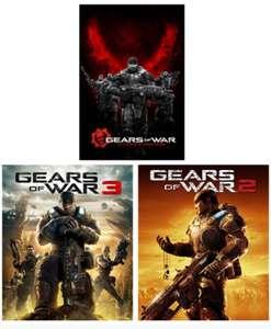 [Xbox One] Сборник Gears of War: 3 в 1 (Код активации)