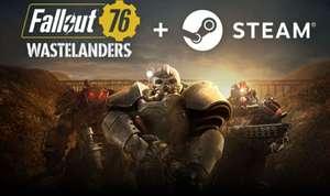 [PC] Fallout 76 wastelanders бесплатно в Steam при покупке на Bethesda.net