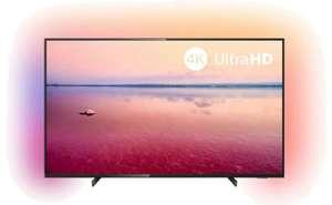 """Телевизор 55"""" Philips 55PUS6704/60 (2019)"""