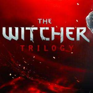 [PC] The Witcher Trilogy (The Witcher 3 GOTY за 450₽)