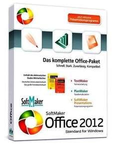 SoftMaker Office Standard 2012 бесплатно навсегда