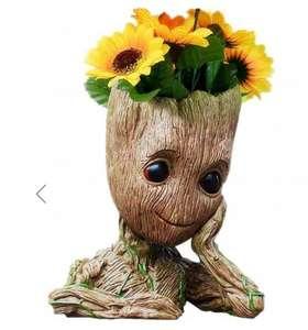 Необычный цветочный горшок Грут по мотивам известного фильма за $4.36