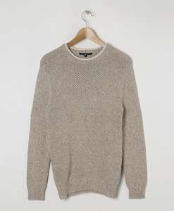 Джемпер для мужчин из хлопка и шерсти Tom Farr (размеры 46, 48, 50)