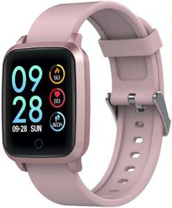 Смарт часы Digma Smartline s11m Gold