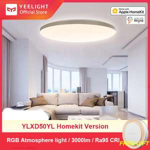 Умный светильник Yeelight YLXD50YL за 93.44$