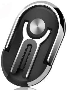 Держатель для телефона универсальный - с кольцом и креплением для автомобиля