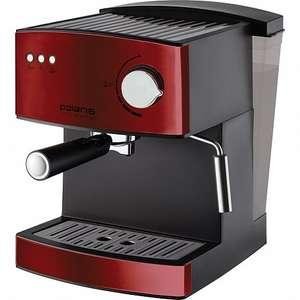 Рожковая кофеварка Polaris PCM 1528AE Adore Crema