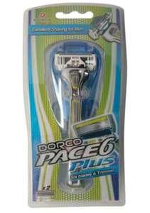 Станок для бритья Dorco Pace 6. Магазин РивГош