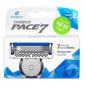 Сменные кассеты для бритья Dorco Pace 7 Магазин РивГош