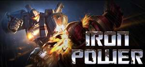 IronPower бесплатно в Steam