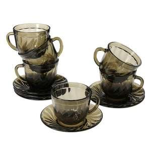 [Не все города] Чайный набор Океан Эклипс Luminarc, 220мл., 12 предметов