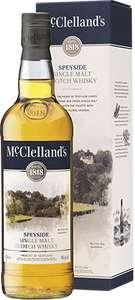 [СПб, МСК] Скидка на всю линейку Виски McClelland's в Ароматный Мир (напр. Speyside)