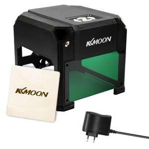 Компактная настольная лазерная гравировальная машина KKmoon DIY за $ 64.98