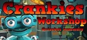 Crankies Workshop Grizzbot Assembly бесплатно в steam