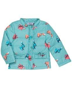 Куртка Born для девочек (размеры от 90 до 116)