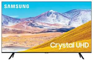 "Телевизор 50"", UHD, Smart TV Samsung UE50TU8000UXRU"