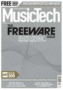 MusicTech журнал версия (english)