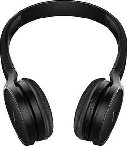 Беспроводные наушники с микрофоном Panasonic RP-HF400BGC-K Black