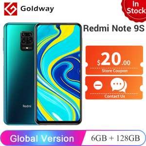 Redmi Note 9S 128ГБ