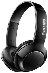 Беспроводные наушники с микрофоном Philips SHB3075BK/00