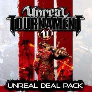 [PC] Unreal Deal Pack: все игры серии