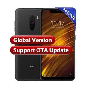 Xiaomi POCOPHONE F1 6/128 Гб за 305.99$ (c 19-00)