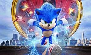 Фильм Соник в кино/Sonic the Hedgehog 2020 для подписчиков Кинопоиск HD
