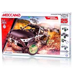 Meccano 917769 Набор Раллийная машина (25 моделей)