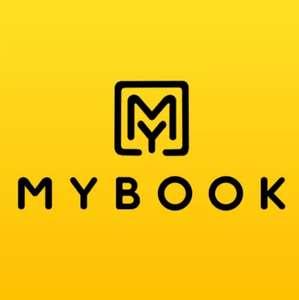 «Премиум» подписка MyBook на 14 дней для всех аккаунтов (без аудиокниг)