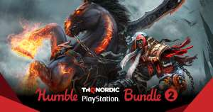 HUMBLE THQ NORDIC + PLAYSTATION 4 - BUNDLE 2
