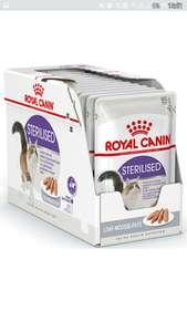 """Консервы Royal Canin """"Sterilised"""" (для стерилизованных кошек) 85 г, 12 шт"""