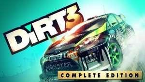 DiRT 3 Complete Edition (PC) в Steam за 1,99$