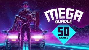 Mega Bundle из 50 игр (PC. MAC, Linux) в Steam за 2,49$
