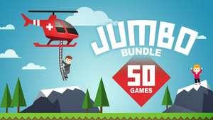 Jumbo Bundle из 50 инди-игр (PC, MAC, Linux) в Steam за 2,49$
