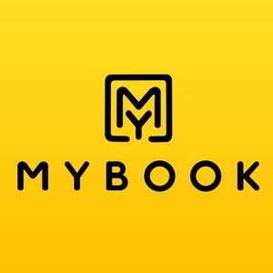 Mybook- промокод на 14 дней премиум подписки+аудиокниги