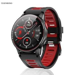 Умные часы SENBONO S20 IP68