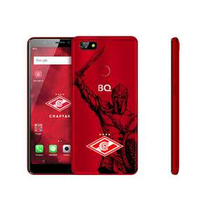 Смартфон BQ-5500L Advance Spartak Edition