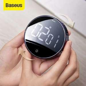 Кухонный электронный таймер Baseus на магните