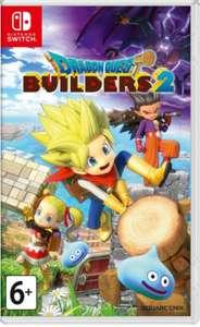 [Nintendo Switch] Dragon Quest Builders 2