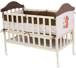 Детская кроватка BabyHit Sleepy Extend