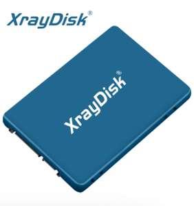 """2,5"""" SSD на 120-128Gb от XrayDisc"""