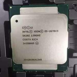 Процессор Intel Xeon E5-2678V3