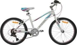 """Велосипед подростковый женский Stern Leeloo Street 20"""" (9100₽ с бонусами)"""