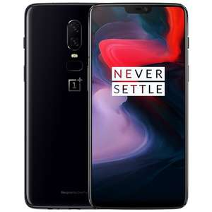 OnePlus 6 6+64 Гб за $383