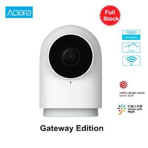 IP камера Xiami MIJIA Aqara Smart Camera G2 Gateway 1080P