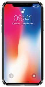 Смартфон Apple iPhone X 256GB серый космос (MQAF2RU/A)